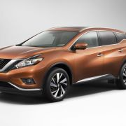 Nissan enthüllt neuen Murano (Foto)