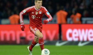 Berater bestätigt: Kroos bis mindestens 2015 beim FCB (Foto)