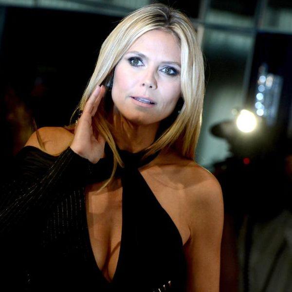 Heidi Klum lässt für Vito Schnabel die Hüllen fallen (Foto)
