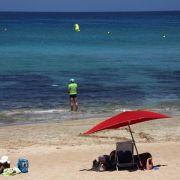 Gute Nachricht für Osterurlauber: Mittelmeer wird wärmer (Foto)