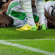 Saisonaus für Wolfsburgs Malanda (Foto)