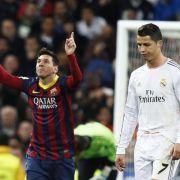 Das sind die bestbezahlten Fußballer der Welt (Foto)