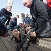 Notfall auf hoher See: Neue Ausbildung für Schiffsärzte (Foto)