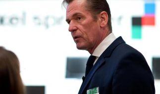 Axel Springer will Verlagsgeschäft treu bleiben (Foto)