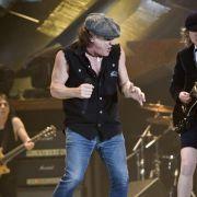 AC/DC-Sänger Brian Johnson beruhigt Fans (Foto)