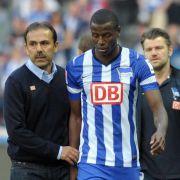 Stürmer Ramos fehlt Hertha BSCauch in Augsburg (Foto)