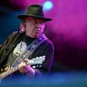 Nutzer sammeln 6,2 Millionen Dollar für Neil Youngs Musikplayer (Foto)