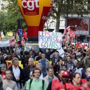 Frankreich friert Renten und Sozialleistungen ein (Foto)