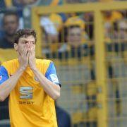 Braunschweig vor Bayern-Spiel mit Personalproblemen (Foto)