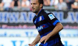 Torjäger Kapllani bleibt beim FSV Frankfurt (Foto)