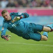 Bayern gegen Kaiserslautern ohne Neuer - Raeder im Tor (Foto)