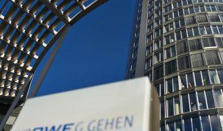 RWE-Chef stimmt Aktionäre auf raue Zeiten ein (Foto)