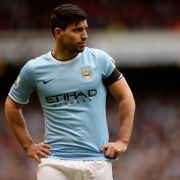 Platz 9: Sergio Aguero aus Argentinien spielt für Manchester City. Das ist dem Verein 25,3 Millionen Dollar (ca. 22,2 Millionen Euro) wert.