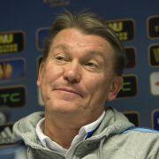 Dynamo Kiew trennt sich von Trainer Blochin (Foto)
