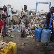 Eine Million Menschen im Südsudan von Hunger bedroht (Foto)