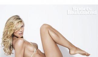 Heidi Klum: Ihre Oben-ohne-Fotos kommen gar nicht gut an. (Foto)