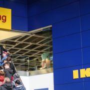 Am Tag der Eröffnung stürmten bereits zahlreiche Kunden die neue Attraktion Lübecks.