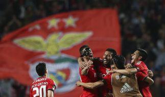 Benfica über Porto ins portugiesische Pokal-Endspiel (Foto)