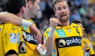 Löwen winkt nach Triumph über Kiel Titelgewinn (Foto)