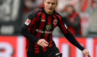 Eintracht Frankfurt ist heute gegen Hannover 96 gefordert. (Foto)