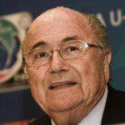 Blatter:Geisterspiele Strafe gegen den Fußball (Foto)