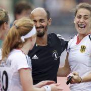 Damenhockey-Bundestrainer Mülders komplettiert WM-Kader (Foto)