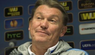 Rebrow wird bei Dynamo Kiew Blochin-Nachfolger (Foto)