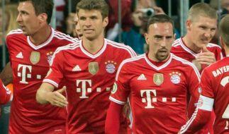 Beenden die Bayern heute ihre Bundesliga-Pleiten-Serie? (Foto)