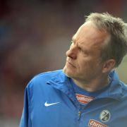 SC-Coach Streich rechnet nicht mit personellem Umbruch (Foto)