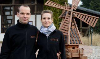 Können die Kochprofis Thomas und Stephanie im Mühlenrestaurant «Trentino» helfen? (Foto)