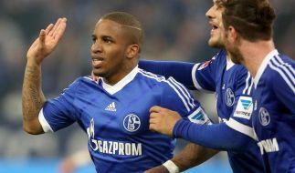 Schalke hofft für Stuttgart-Spiel auf Farfan (Foto)