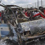 Schicksal von entführten Schülerinnen in Nigeria bleibt unklar (Foto)