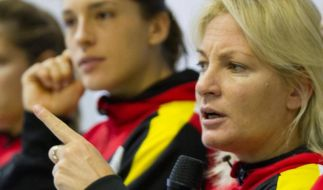 Tennis-Frauen wollen sich für Final-Traum «zerreißen» (Foto)