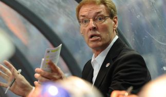 Pagé nicht mehr Coach des EHC München - Neuer Job (Foto)