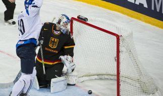 Ersatzgeschwächtes DEB-Team verliert in Finnland (Foto)
