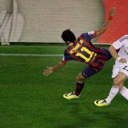 Barça wohl bis Saisonende ohne Neymar - Auch Alba fehlt (Foto)