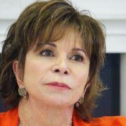 Isabel Allende schreibt neues Buch (Foto)