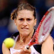 «Stück Tennisgeschichte»: DTB-Damen kämpfen um Finale (Foto)