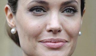Die US-Schauspielerin Angelina Jolie gilt weltweit als Inbegriff weiblicher Attraktivität. (Foto)