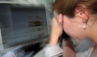 Forscher: Stress steckt an (Foto)