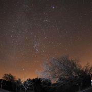 Lyriden-Sternschnuppen gleich nach Ostern am Himmel (Foto)