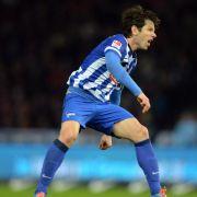 Hertha ohne Ramos und Kobiaschwili gegen FCA (Foto)