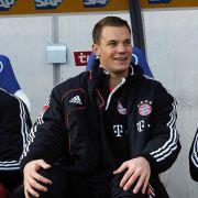 Neuer fehlt gegen Braunschweig - Pause für Alaba (Foto)