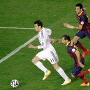 Bale begeistert - Real gegen Bayern mit Ronaldo? (Foto)