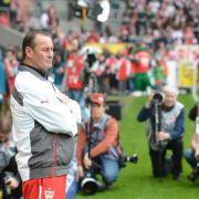 Stevens will gegen Schalke «Gefühle ausschließen» (Foto)