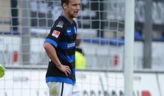 Neuer Vierjahresvertrag für Konrad beim FSV (Foto)