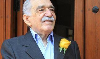 Gabriel García Márquez gestorben (Foto)