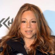 Mariah Carey leidet immer noch unter verletztem Arm (Foto)