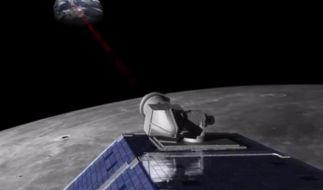 Nasa-Sonde «Ladee» wie geplant auf Mondoberfläche zerschellt (Foto)