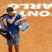 Nadal scheitert in Monte Carlo schon im Viertelfinale (Foto)